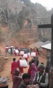 Blankets Nuwakot 1