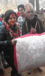 Blankets Nuwakot 9
