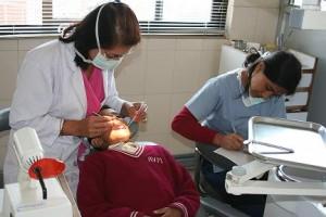 Foto 2 tandarts 2008