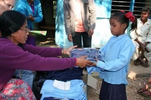Foto 4 uniformen Bettyani 2008