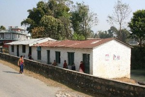 Foto renovatie Annapurna oud