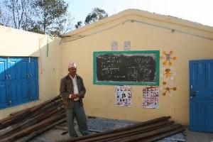 Foto renovatie dak geen dak 1