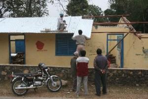 Foto renovatie dak plaatsen tin 1