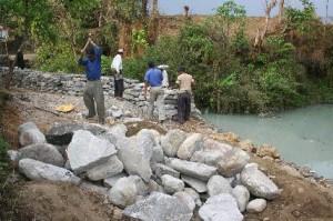 Foto renovatie stenen op maat maken