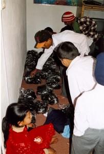 Foto schoenen HH 2005