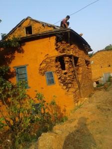 Village Newarpani Nuwakot Nepal 2